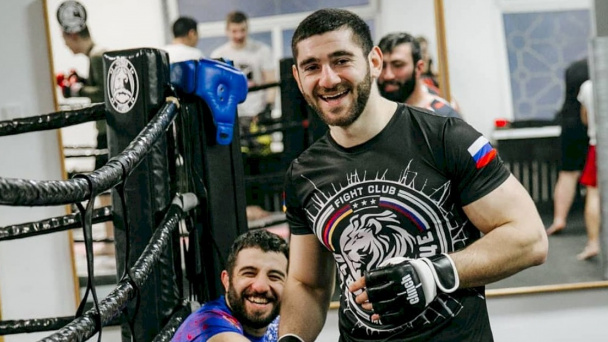 Voronezh fighter signs contract with American Bellator MMA League