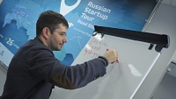 Voronezh entrepreneurs presented their projects to venture investment specialists