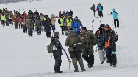 Voronezh to host Russian Ice Fishing Jig Championship
