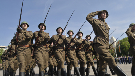 Over 100 servicemen to participate in Victory Parade in Voronezh in 1943 uniform