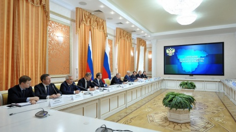 President calls Voronezh Region one of leaders in agriculture