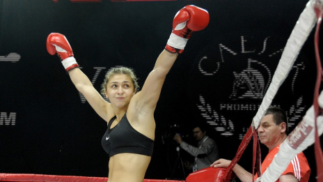 Voronezh athlete defends title of World Boxing Champion