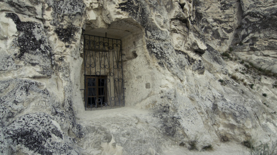 "Voronezh researcher: ""It is impossible to get lost in our caves"""