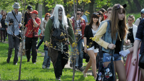 Anniversary Voronezh anime festival to gather audience of over 5 thousand people