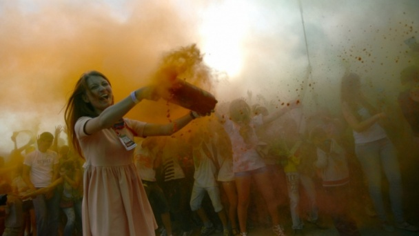 All-Russian Color Festival to be held in Voronezh