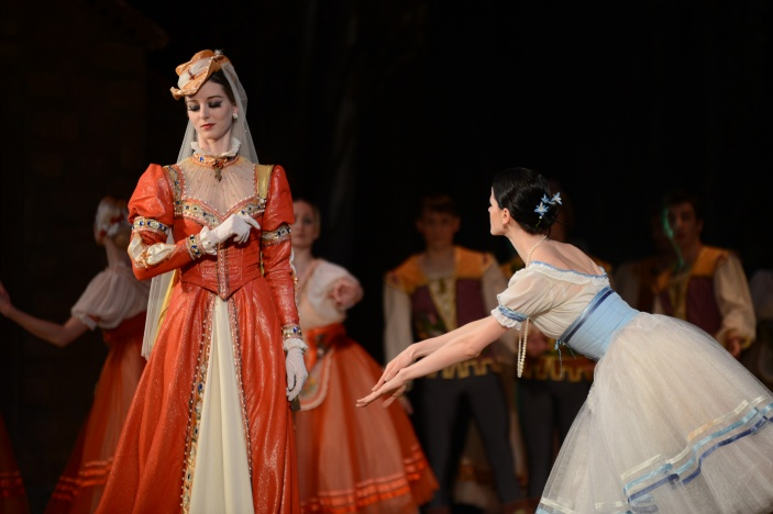 """Giselle"" ballet celebrates its 50th anniversary at Voronezh stage"