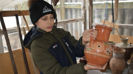 9-year-old boy in Voronezh Region creates home museum of peasant life