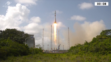 Rocket with Voronezh engine places French satellite into orbit