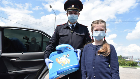 First free rental of children's car seats opens in Voronezh