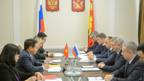 Voronezh Region cooperates with Vietnam in economy and tourism