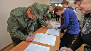Voronezh residents to serve on Air Force Main Quarters territory