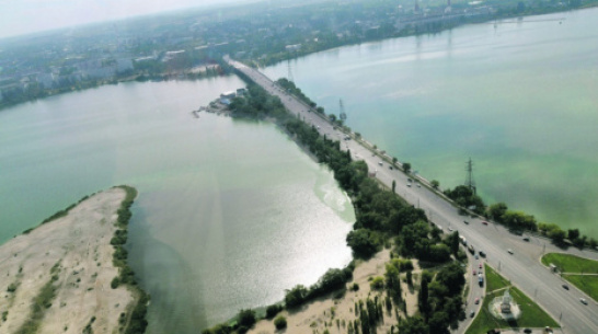 Applications for competition of development concepts for Voronezh embankment are submitted from 5 countries