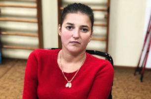 Life challenges. Why 28-year-old girl lives in Voronezh nursing home