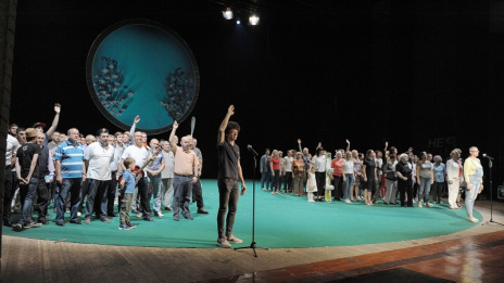Performance 100% Voronezh enters short-list of best Russian plays