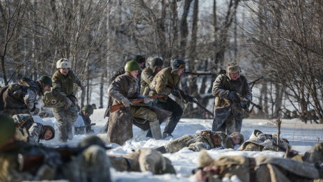 """Battle for Voronezh"" to be reenacted by 300 people"