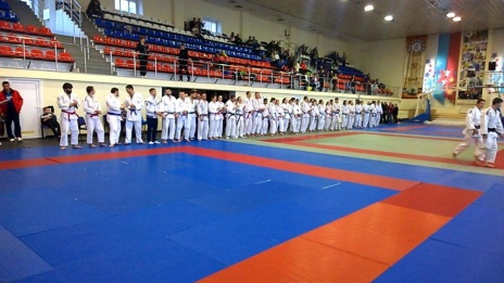 "Voronezh sportsmen take ""bronze"" at Russian Jujutsu Cup"