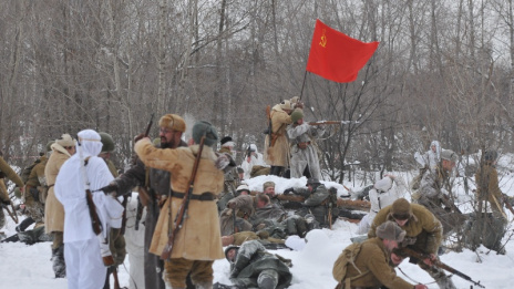 Military historical reenactment of battles for Voronezh to be held on January 27