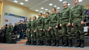 Seven Voronezh recruits join science squad