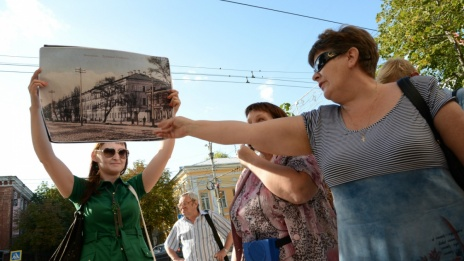 Free tours around Stoll's places to be held in Voronezh from 19th to 23rd of May