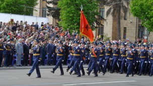 Victory Day in Voronezh