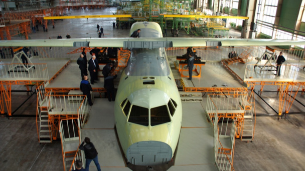 Contract with Ministry of Defense for delivery of aircrafts produced in Voronezh to be concluded in 2019