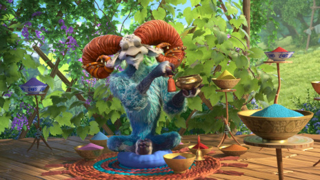 "Voronezh animation studio releases trailer of ""Sheep and Wolves: Pig Deal"""