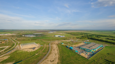 First residents to appear in SEZ near Voronezh in 2019