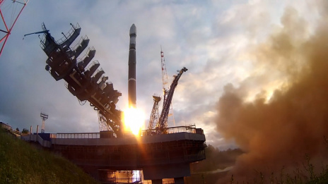 Rocket with Voronezh engines puts 4 satellites into orbit