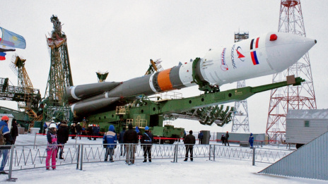 Carrier rocket with Voronezh-manufactured engine is launched from Baikonur Cosmodrome