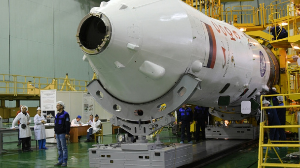 """Soyuz-FG"" rocket with Voronezh engine to be launched from Baikonur on December 3"
