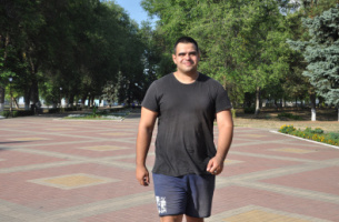 'I have loved iron since I was a kid.' Voronezh athlete talks about training, motivation, and dreams