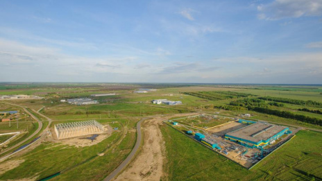 Dmitry Medvedev approves creation of special economic zone near Voronezh