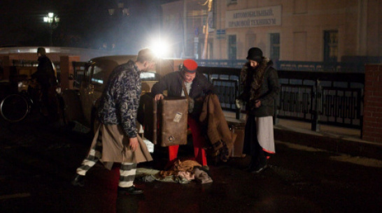 "Teaser of film ""Lost in Memories"" shot in Voronezh is released"