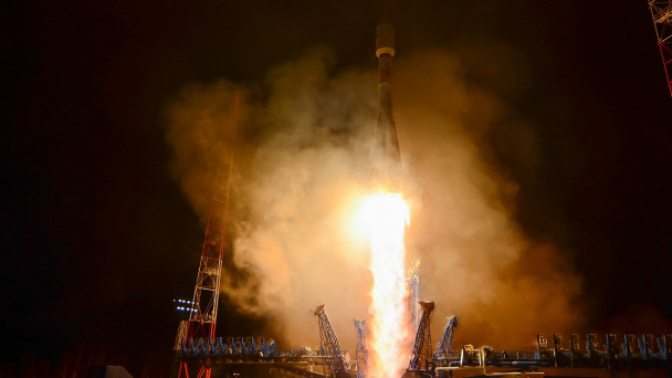 Rocket with Voronezh engine is sent into space