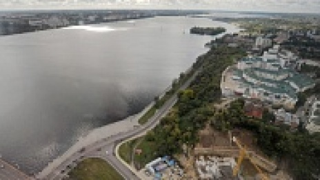 Foreigners to take part in tender for Voronezh Reservoir rehabilitation project