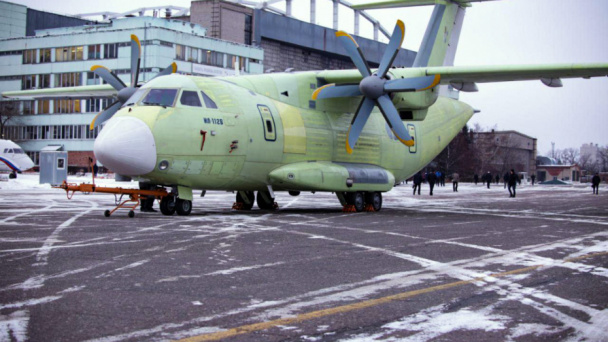 Voronezh aircraft Il-112V receives flight permission