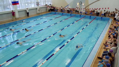 Employee of Voronezh State University becomes medalist of Dutch Swimming Championship