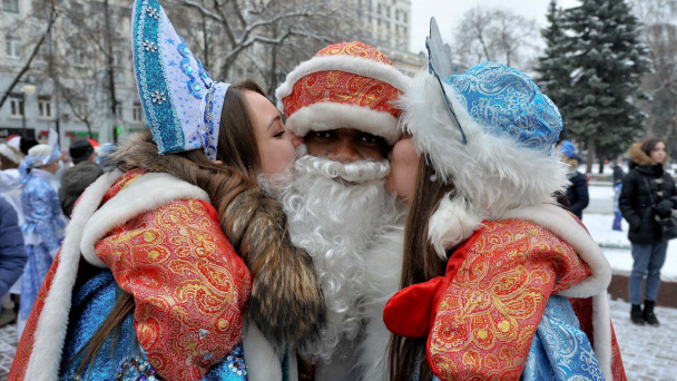 2018 Ded Moroz Parade to be held in Voronezh on December 22