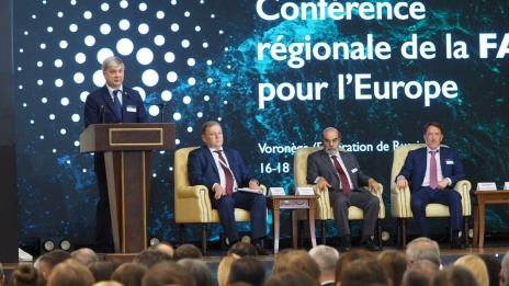 FAO Agricultural Conference for Europe opens in Voronezh