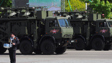 Over 100 machinery units to take part in Victory Parade in Voronezh