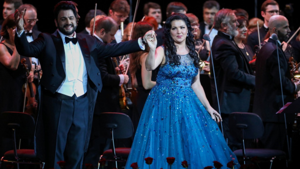 Ticket cost for Anna Netrebko's concert in Voronezh to reach 25 thousand rubles