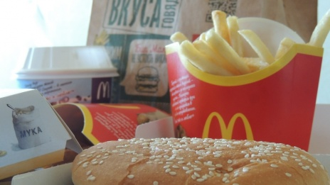 McDonald`s to retain restaurants in Voronezh