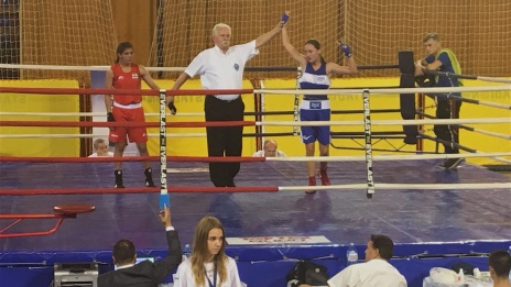 Voronezh athlete is recognized as best boxer at international tournament in Serbia