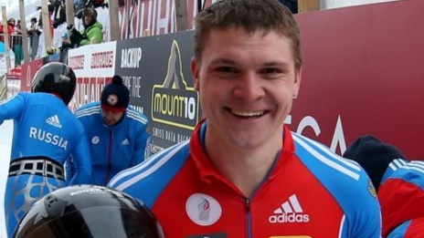 Suspended Voronezh bobsledder is included in list of 2018 Olympic Games