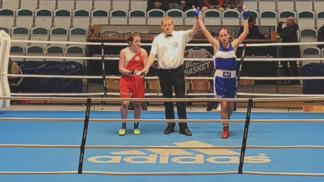 Athlete from Voronezh wins international boxing tournament in Sweden