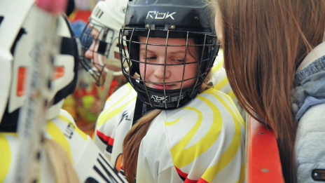 Free ice-hockey school to be opened in Kominternovsky District of Voronezh