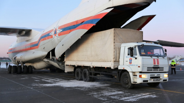 Voronezh Region takes part in collection of humanitarian aid for China